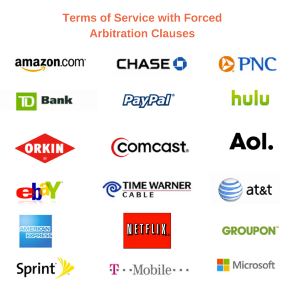 terms_of_service_with_forced_arbitration_clauses